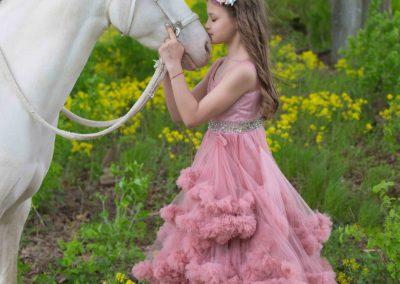 Заказать фотосессии с лошадью