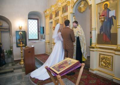 Фотограф на венчание Москва цена недорого