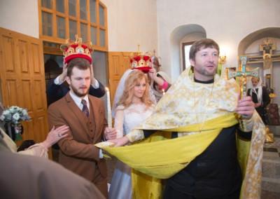 Фотограф на венчание в Краснознаменске