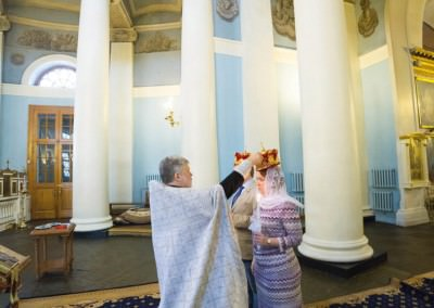 Фотограф на венчание Москва недорого
