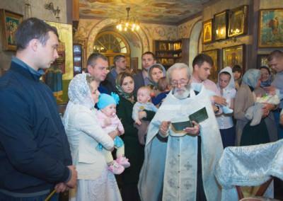 Фотограф на крещение Куркино