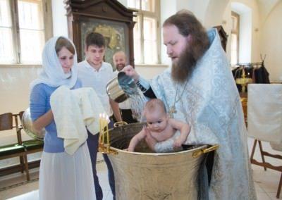 Фотограф на крещение Сергей Грачёв