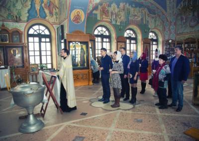 Фотограф на крещение в Звенигороде