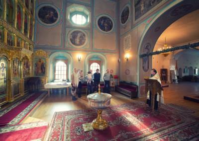 Фотограф на крещение в Краснознаменске