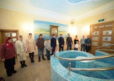 Фотограф на крещение в Мытищи