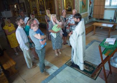 Фотограф на крещение в Одинцово