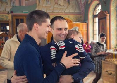 Фотограф на крещение в Реутов