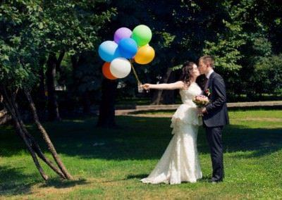 Фотограф на свадьбу Москва недорого 4 часа