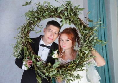 Фотограф на свадьбу Москва недорого