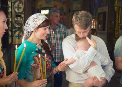Храм Петра и Павла крещение фотосессия