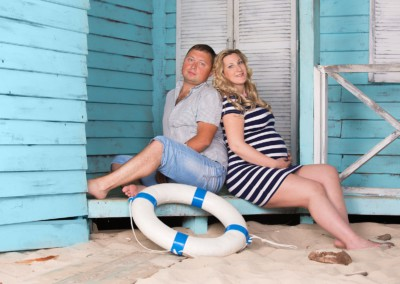 Лучшие беременные фотосессии